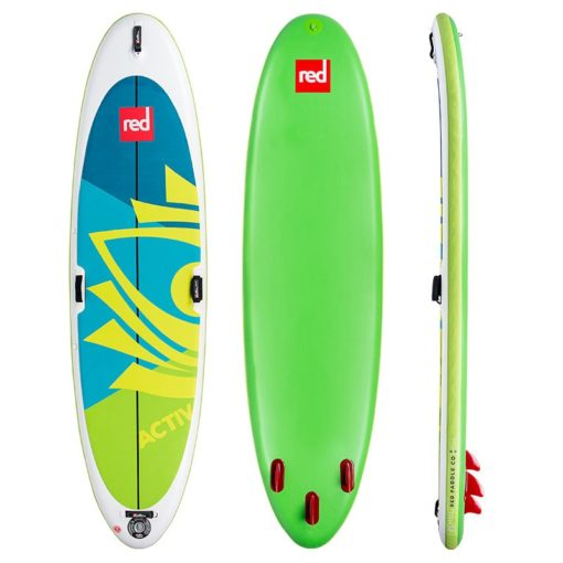 Activ 10'8 Red Paddle yoga fitness