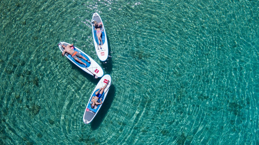 gamme stand up paddle red paddle 2017