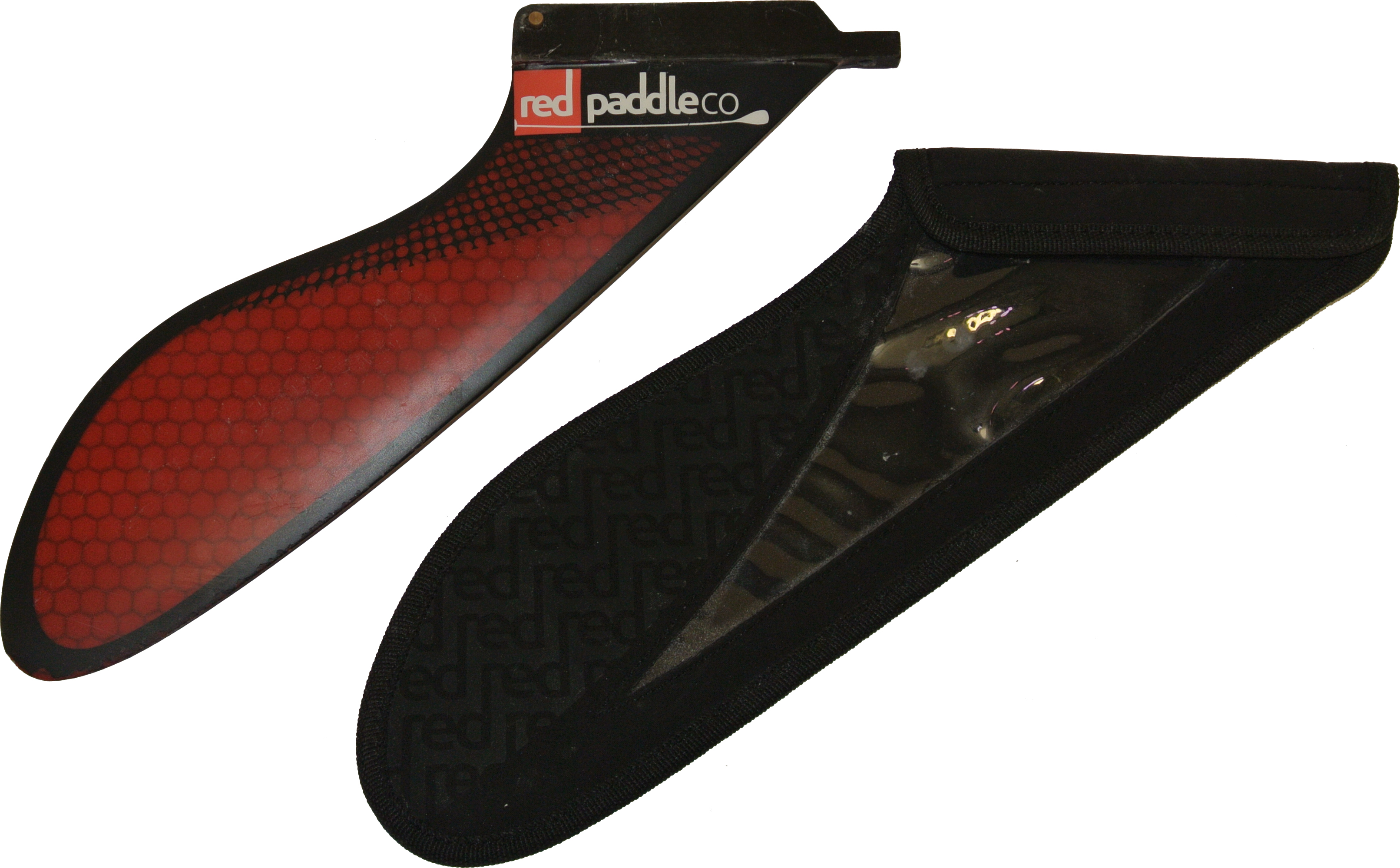 Aileron Red Paddle race fibre