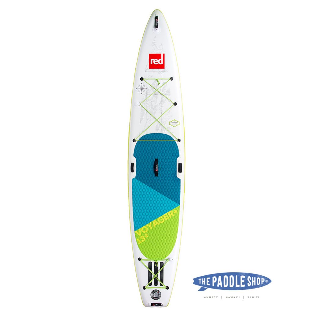 Red Paddle 13'2 Voyager MSL
