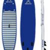 pack paddle 10' surfpistols pagaie leash