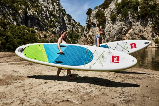 Red Paddle Voyager 12'6