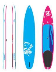 pack 12'6 touring gonfable surfpistols
