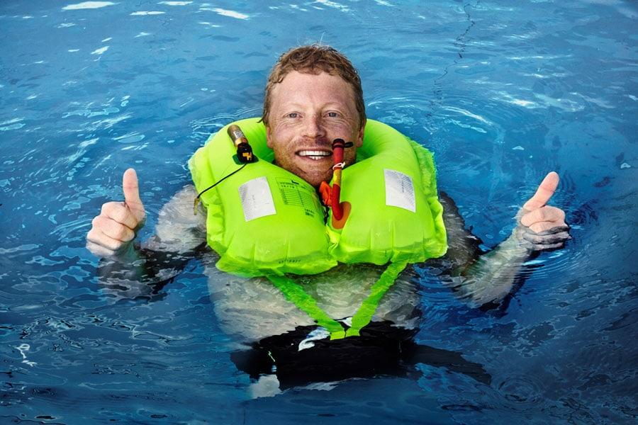 Gilet secumar aide à la flotabilité SUP