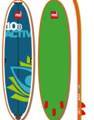 Red Paddle Activ 10'8 2017