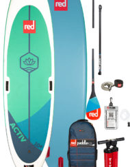 pack Red Paddle Activ 10'8 2020