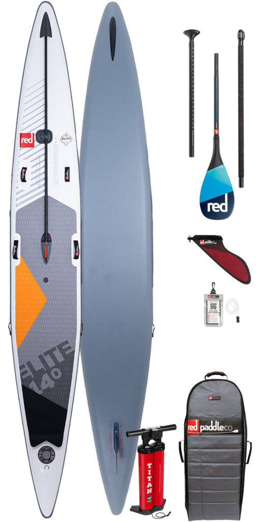 Red Paddle pack pagaie carbon 100