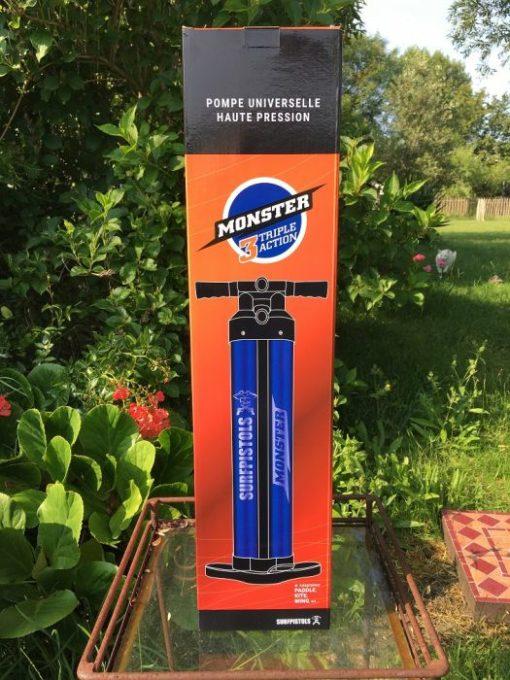 Pompe double piston paddle haute pression