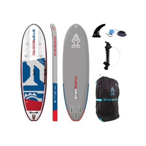 Starboard Sup 10'0 iGO Deluxe 2020