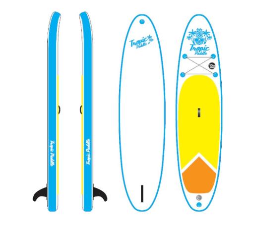 Tropic paddle 12'6