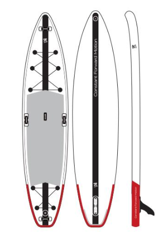 Surpistols performance trek 12'6