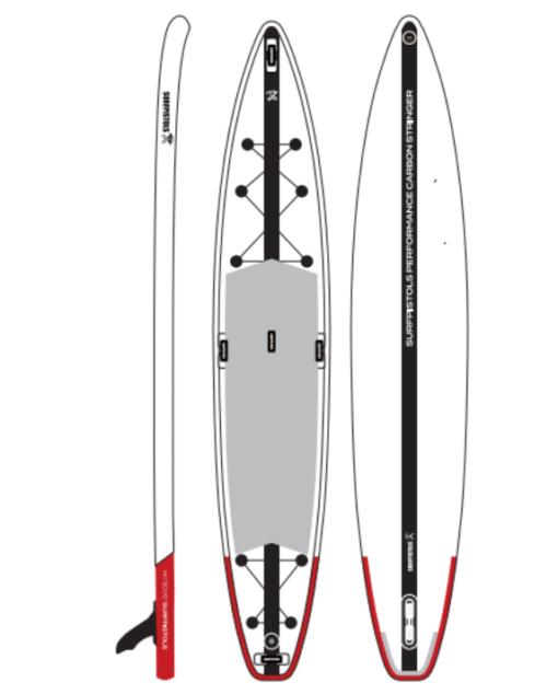 "surfpistols 14' 30"" performance"