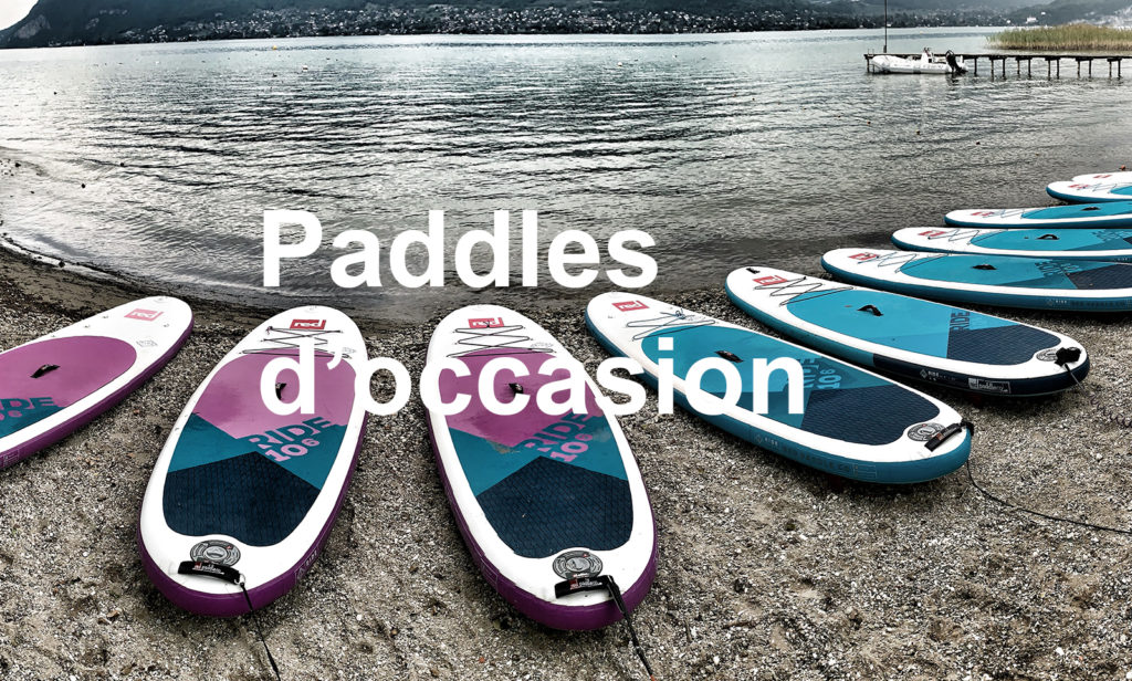 Paddle d'occasion