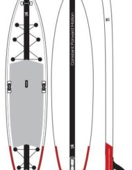 "surfpistols Trek 11' 30"" performance"
