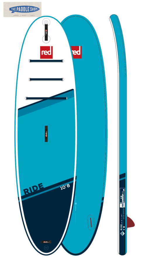 Red Paddle 10'8 Ride 2021
