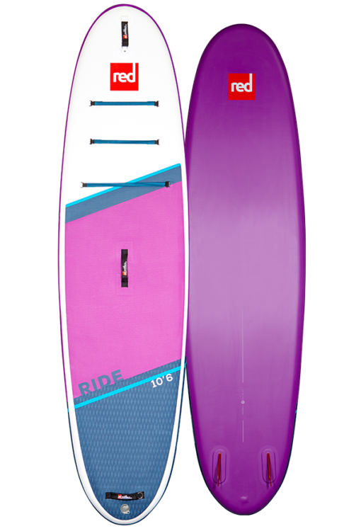 Red Paddle 10'6 Ride SE