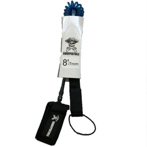 leash coiled surfpistols