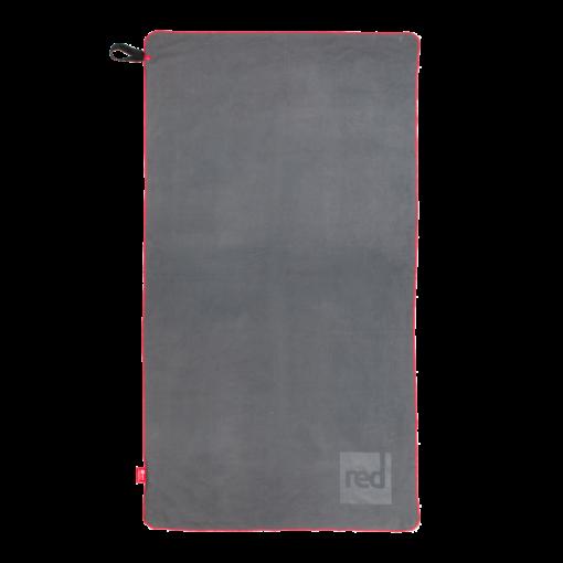 serviette microfibre red original