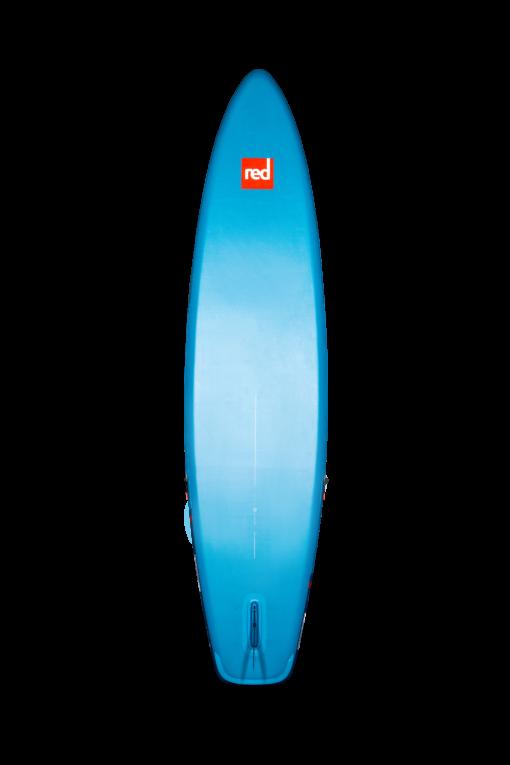 Red Paddle 11' sport vue de dessous