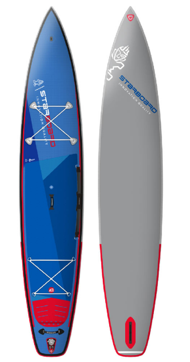 Starboard touring 14' gonflable 14x28 delux SC